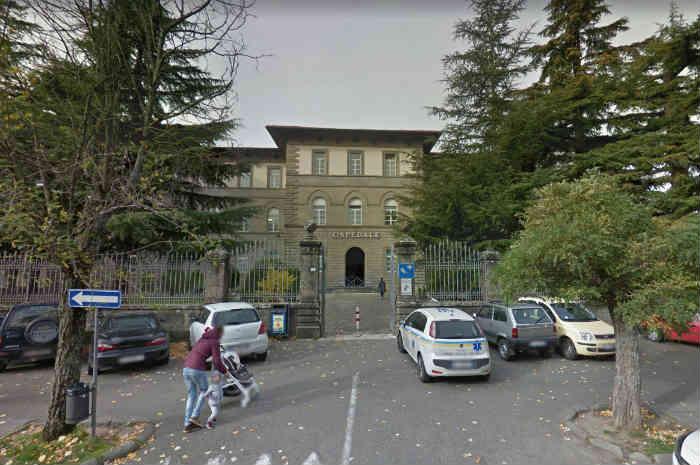 ospedale castel del piano