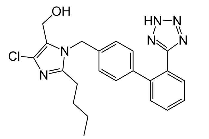 Sartani, antagonisti del recettore per l'angiotensina II