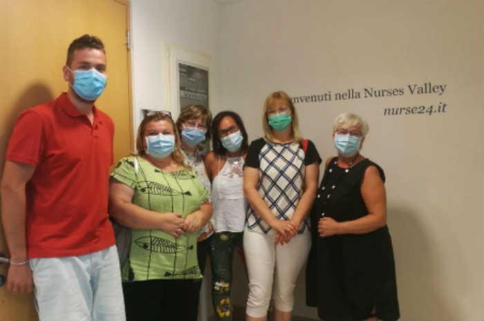 SIAN ed Izeos insieme per la formazione degli infermieri