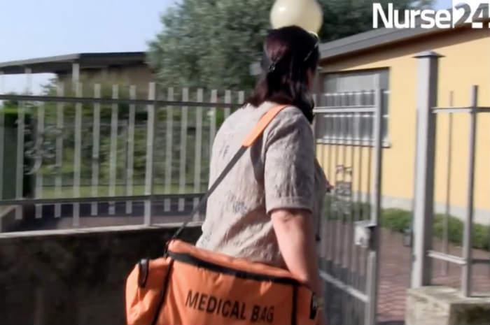 infermiera di famiglia