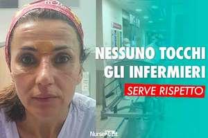 Stop al massacro psicologico e morale degli infermieri