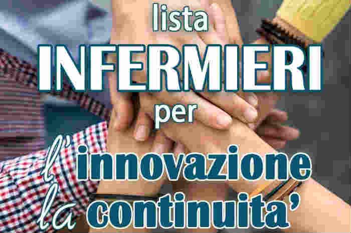 lista innovazione e continuità