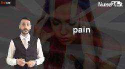Dolore | Inglese in pillole per infermieri