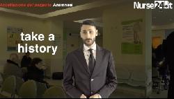 Accettazione Paziente  | Inglese in pillole per infermieri