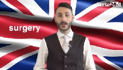 Surgery | Inglese in pillole per infermieri