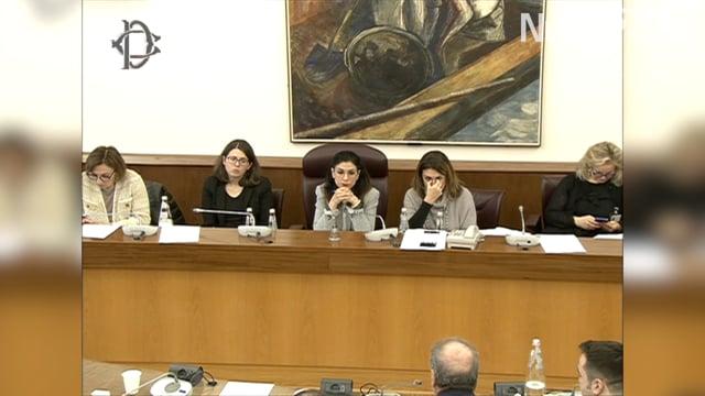 Ddl aggressioni, audizione Fnopi a Montecitorio