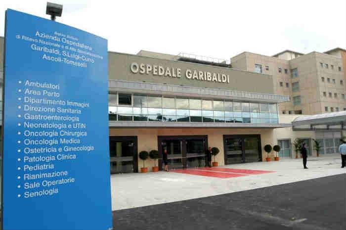 ospedale garibaldi di catania
