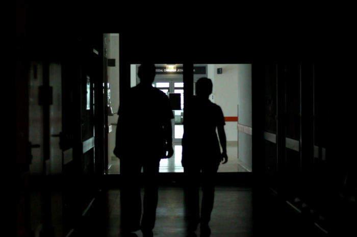 ospedale di notte