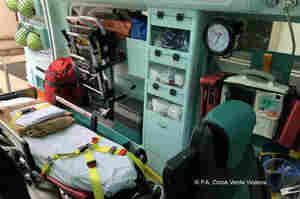 Ambulanza, com'è fatta e quali tipologie esistono