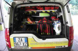 Automedica, l'infermiere nel soccorso avanzato sul territorio