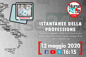 Istantanee della professione, LIVE per celebrare il 12 maggio