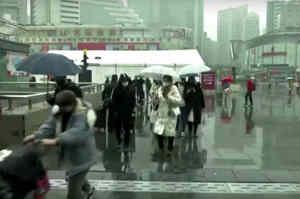 Cina blocca trasferimenti da e per Wuhan