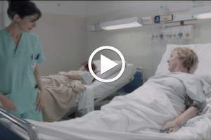 Due pennellate, il cortometraggio che racconta la professione