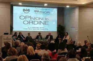 Opinioni in Ordine, il congresso a cura di Opi Frosinone