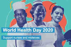 Giornata mondiale salute 2020 dedicata a infermieri e ostetriche