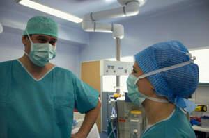 Ruolo dell'OSS in sala operatoria