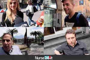 Anno 2015: cosa pensano gli italiani degli infermieri