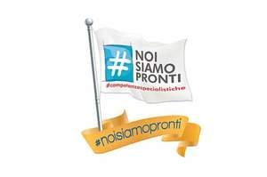#noisiamoprontiDay4 nelle piazze italiane