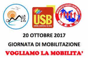 Mobilità, la protesta degli infermieri esiliati del Lazio