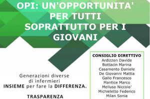 Venezia. OPI Un'opportunità per tutti, soprattutto per i giovani