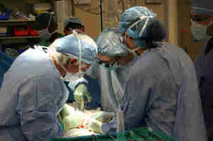 Trapianto d'organi: donazione a cuore non battente