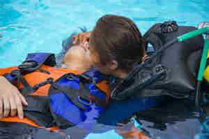 I soccorsi al paziente con sindrome da annegamento