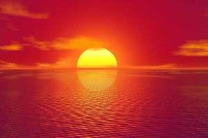 Colpo di sole e di calore: le differenze