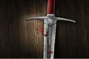 Entra con la spada in Pronto soccorso e semina il panico