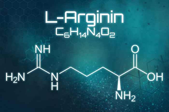 Effetti di L-arginina nel trattamento standard dei pazienti