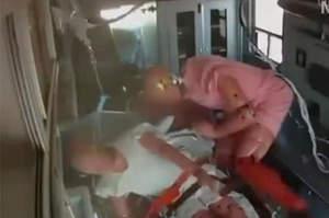 Sicurezza in ambulanza degli operatori del soccorso