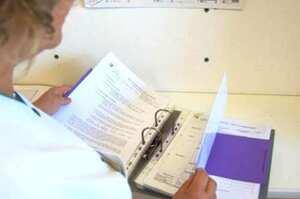 Come scrivono gli infermieri sulle cartelle