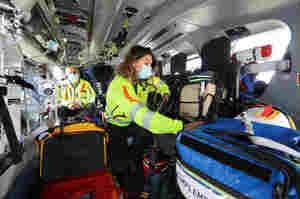 Trasfusioni in volo, nuova frontiera a Bologna-Grosseto