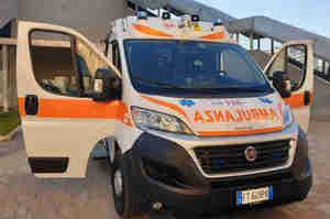 In Campania arrivano le ambulanze con telecamere