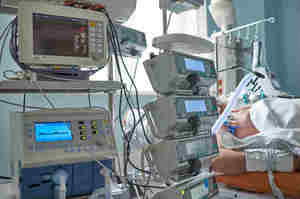 Assegnare i ventilatori in una pandemia, il triage più duro