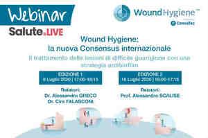 Wound Hygiene: la nuova Consensus internazionale