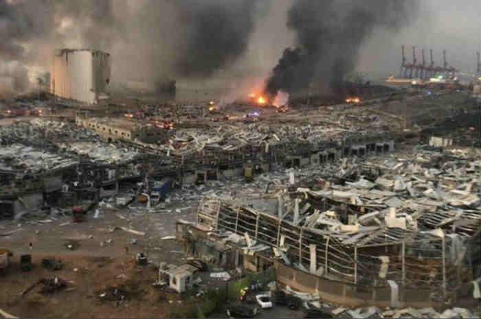 La strage di Beirut
