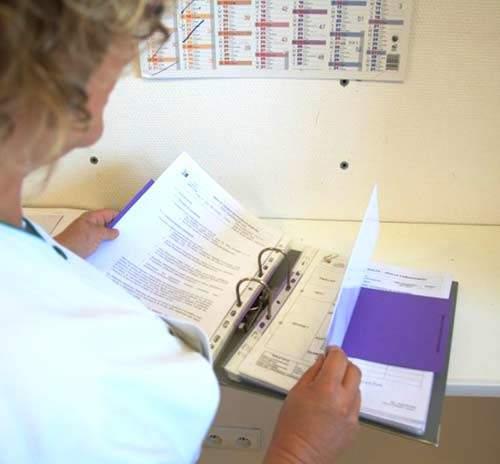 documentazione infermieristica