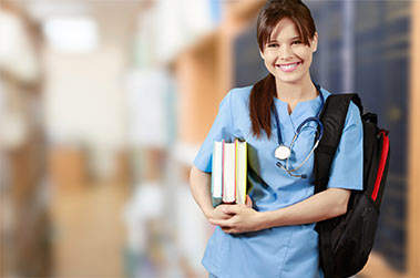 Studentessa infermiera
