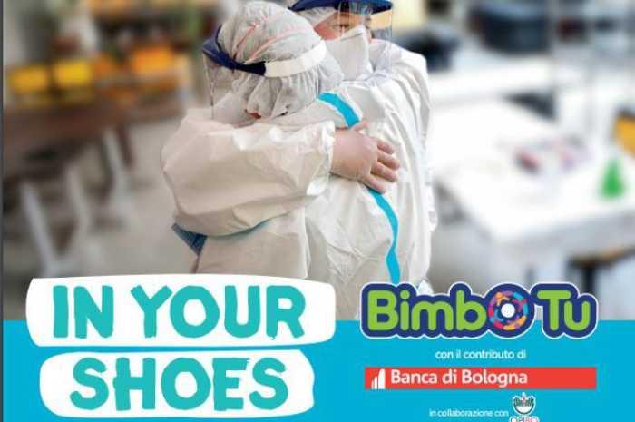 In your shoes, Opi Bologna celebra il 12 maggio