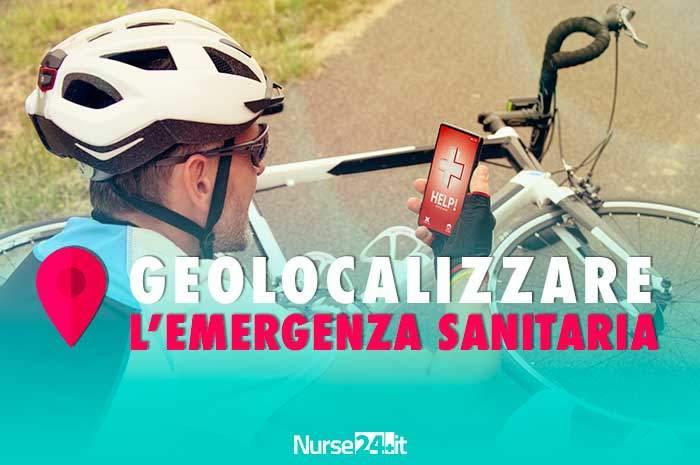 Italia in ritardo sulla geolocalizzazione chiamate 118