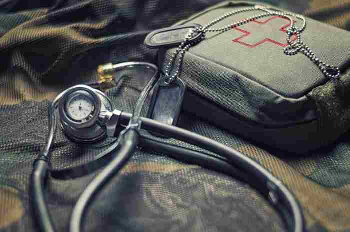 Inquadramento degli infermieri militari nella NATO