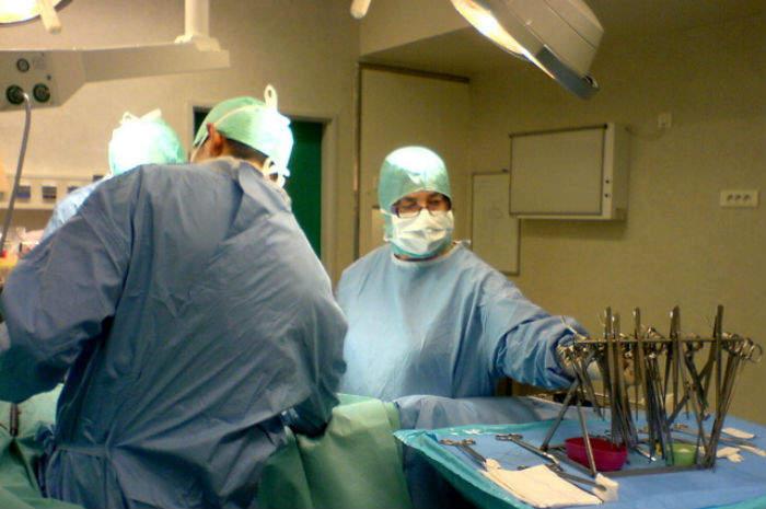 infermiere di sala operatoria