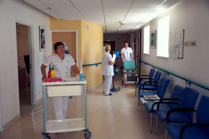Lavoro infermieri