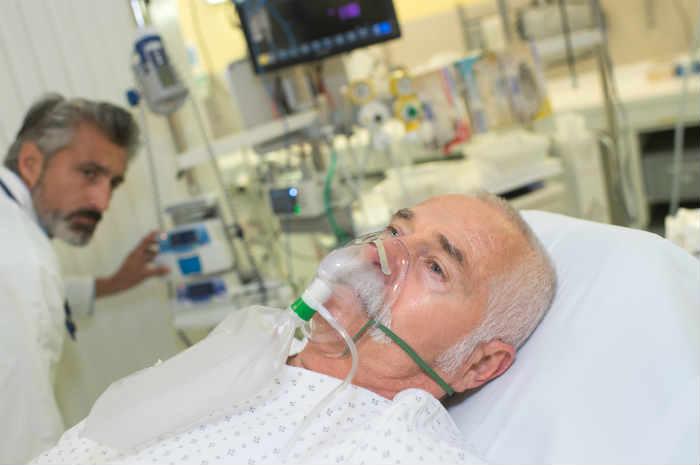 Ossigenoterapia conservativa in insufficienza respiratoria acuta