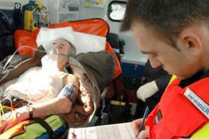 Siena: sull'ambulanza i medici sostituiranno gli infermieri
