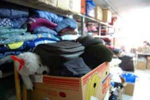 Un armadio dei pigiami, l'idea solidale degli infermieri