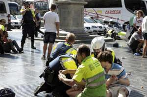 Barcellona, un infermiere: Ho visto morire giovane italiano