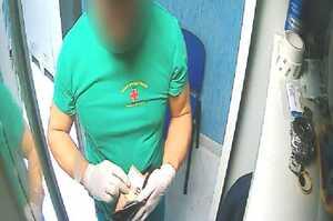 Rubava dall'armadietto del collega, arrestato per furto
