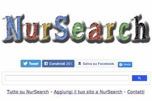 Il motore di ricerca dedicato agli infermieri e studenti