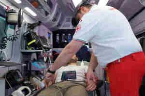 Ambulanza con rete 5G, la sanità del futuro